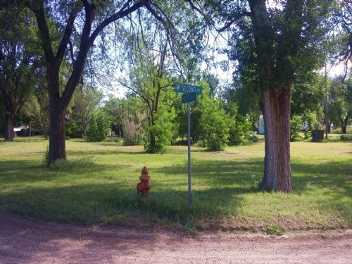 Vacant Lots In The Norwich Area : Norwich : Kingman County : Kansas
