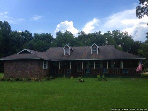 Home & 13.5± Acres : Brandon : Rankin County : Mississippi