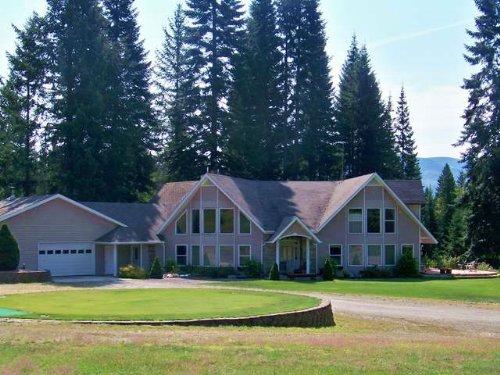 Cabinet Mountain Masterpiece : Heron : Sanders County : Montana