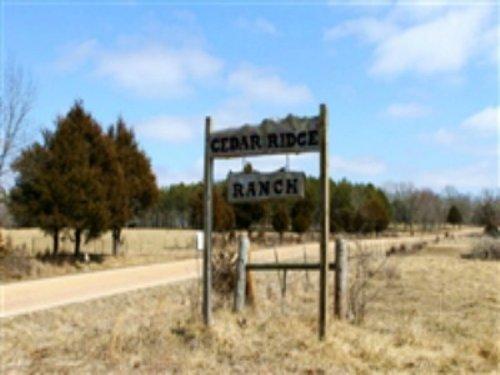 5.1 Acres Cedar Ridge Ranch : Beulah : Phelps County : Missouri