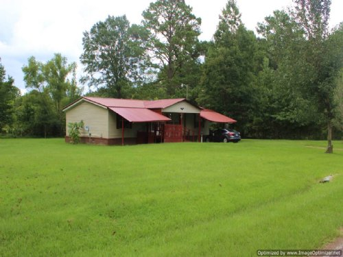 10± Acres & Mobile Home : Lena : Scott County : Mississippi
