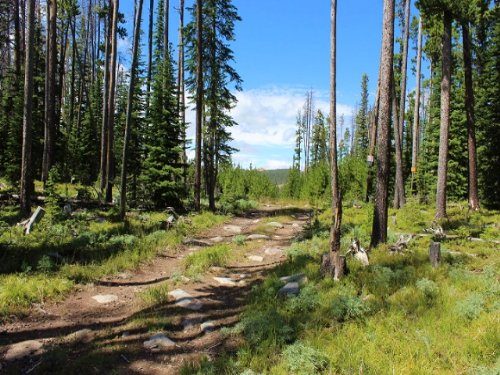 Private Hunting Retreat : Boulder : Lewis And Clark County : Montana