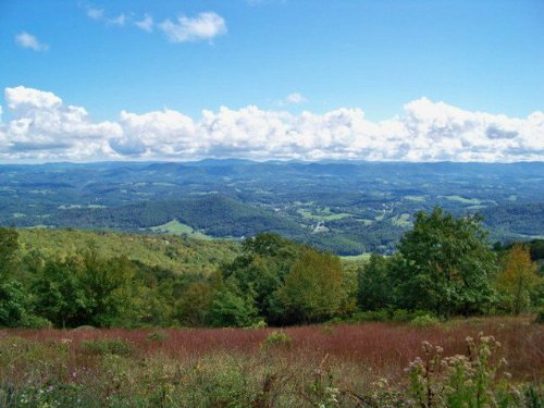 High Elevation Blue Ridge Mtn Views : Independence : Grayson County : Virginia