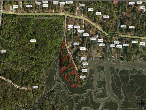 2.18 Acres - Katfish Dr : Yulee : Nassau County : Florida