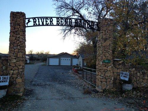 River Bend Ranch : Rangely : Rio Blanco County : Colorado