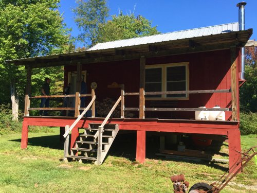 Camp Cincinn : German : Chenango County : New York