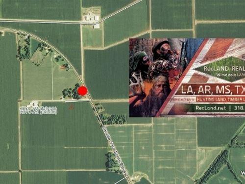 1 Ac - Deer Processing Business - P : Tallulah : Madison Parish : Louisiana