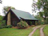 Enchanting Log Home