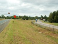 I-85 & Hwy #80 Frontage : Pike Road : Montgomery County : Alabama