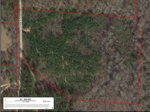 Lot 3 Realan Ridge : Grantville : Coweta County : Georgia
