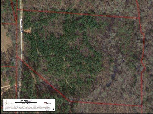 Lot 3 Realan Ridge : Grantville : Coweta County : Georgia