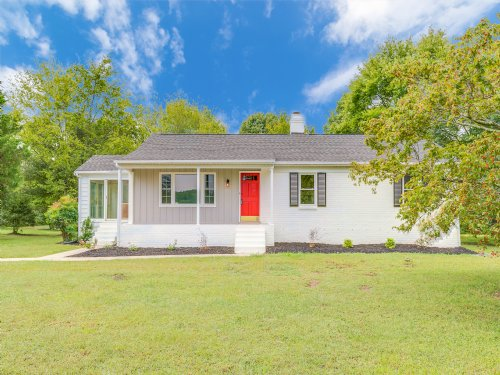 Renovated Home On 12 Acres : Doswell : Hanover County : Virginia