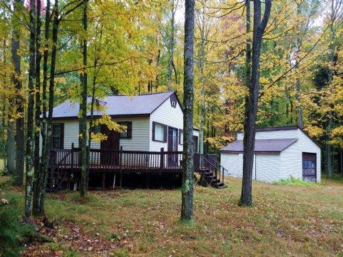 Balsam Creek Camp : Croghan : Lewis County : New York