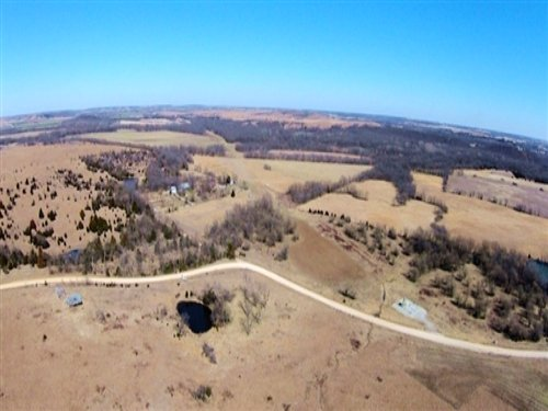 6.11 Acres Cowboy Meadows : Niotaze : Chautauqua County : Kansas