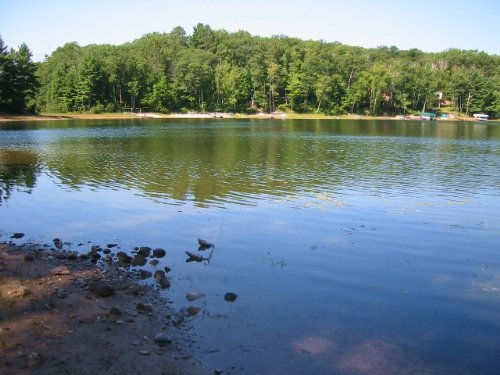 Mls 161340 - Bird Lake : Lake Tomahawk : Oneida County : Wisconsin