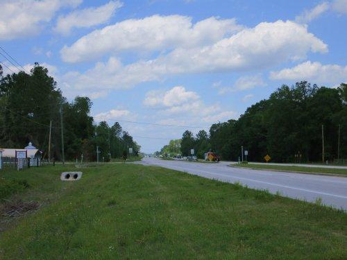 4.17 Ac On Highway 301 : Waldo : Alachua County : Florida