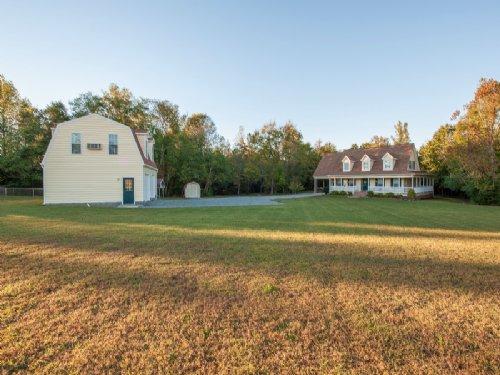 Meadow Ridge Farm : Burlington : Alamance County : North Carolina
