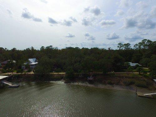 10 Acres Riverside Dr : Darien : McIntosh County : Georgia