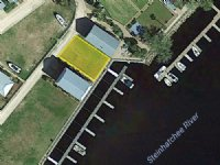 Riverfront Residential Lot : Steinhatchee : Taylor County : Florida