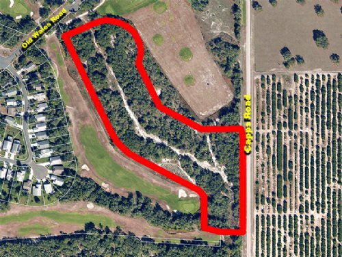 Oakwood 10 Acres : Lake Wales : Polk County : Florida