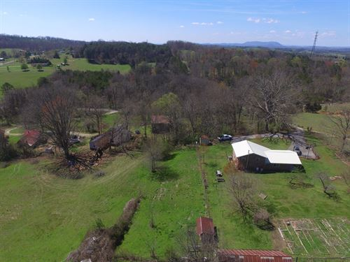 Mini-Farm In New Market : New Market : Jefferson County : Tennessee