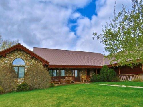 Horseshoe Hills Homestead : Seeley Lake : Missoula County : Montana