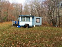 5 Acres Furnished Camp West Almond