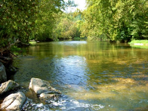 16 Acres 5 Miles From Current River : Jadwin : Dent County : Missouri