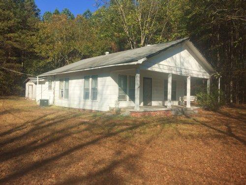 2bd/1ba Home On 3.8 Acres : Sturgis : Oktibbeha County : Mississippi