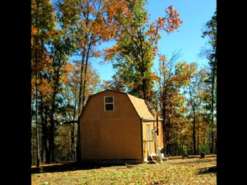 Barn Style Cabin With A Well : Ava : Douglas County : Missouri