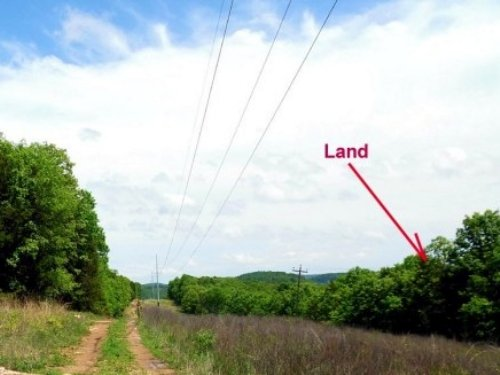 Nice Lot Very Private Close To Lake : Mountain Home : Baxter County : Arkansas