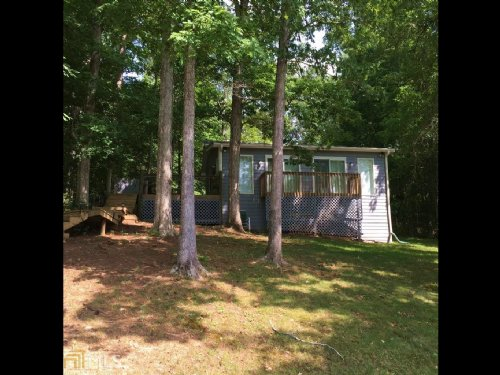 Move In Ready Lake Front Home : Eatonton : Putnam County : Georgia