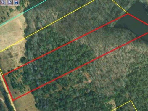 Lot 12 Bring Your Fishing Pole : Molena : Pike County : Georgia