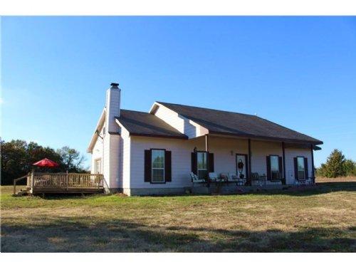 Home On 12.5 Acres (#30531) : Honey Grove : Fannin County : Texas