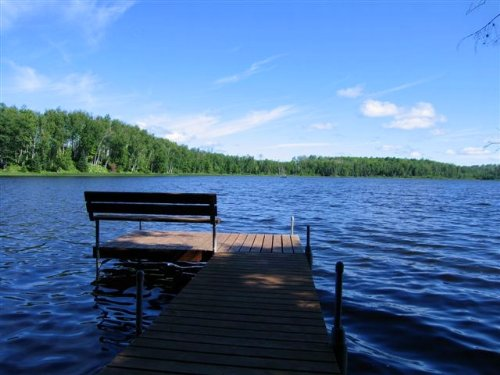Amazing Lakefront Lot With Privacy : Presque Isle : Vilas County : Wisconsin