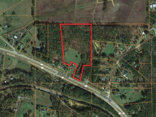 Hwy 278, 16.11 Acres : Cedartown : Polk County : Georgia