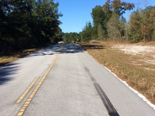 3.6 Dead End Road Very Private : Spring Hill : Hernando County : Florida