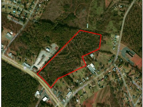 19.65 Ac Commercial / Development : Inman : Spartanburg County : South Carolina