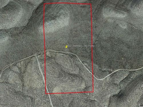 Tract 6222 High Desert 20 Acres : Terlingua : Brewster County : Texas