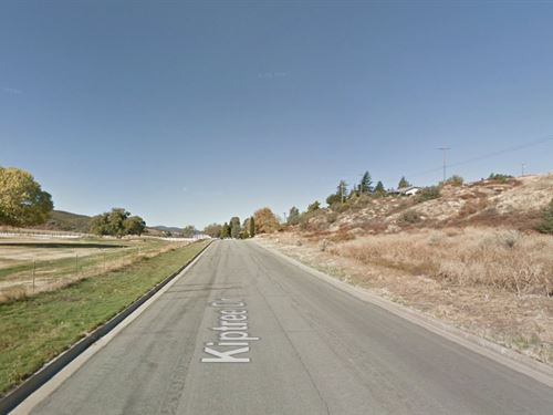 .2 Acres In Lake Hughes, CA : Lake Hughes : Los Angeles County : California
