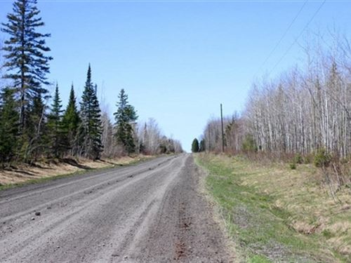 20 Acres - Lot 13 Abby Point : L'anse : Baraga County : Michigan