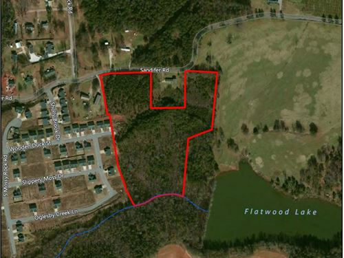 12.12 Ac. In Spartanburg District 2 : Spartanburg County : South Carolina