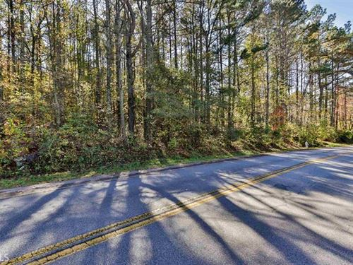 3.96 Wooded Acres Sought After Area : Dacula : Gwinnett County : Georgia