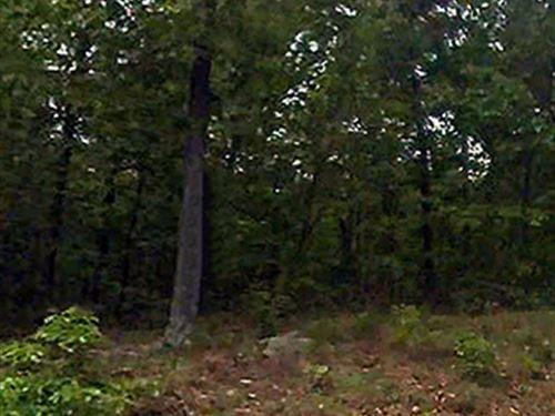 .274 Acre Lot Near Highland : Highland : Sharp County : Arkansas