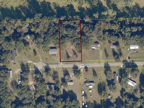 N Fl Residential Home Site For Sale : Lake City : Columbia County : Florida