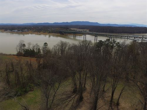 Main Channel Dock-Able Lake Lot : White Pine : Jefferson County : Tennessee