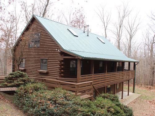 Forest Ln - 4.7 Acres : Nashport : Muskingum County : Ohio