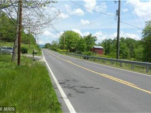 Be Where The Green Grass Grows : Oldtown : Allegany County : Maryland