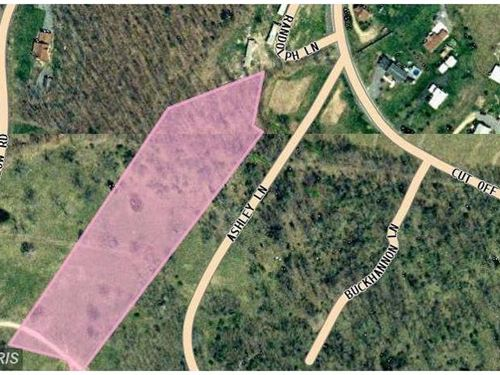 2 Lots Available Buy 1 Or Combine : New Creek : Mineral County : West Virginia