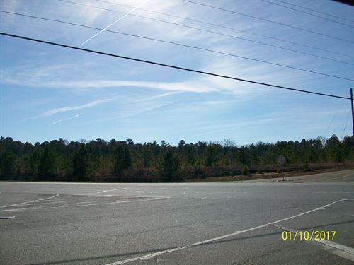 Easy Access Commercial Property : Perry : Houston County : Georgia